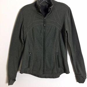 Lululemon Define Jacket gray size 10 women's